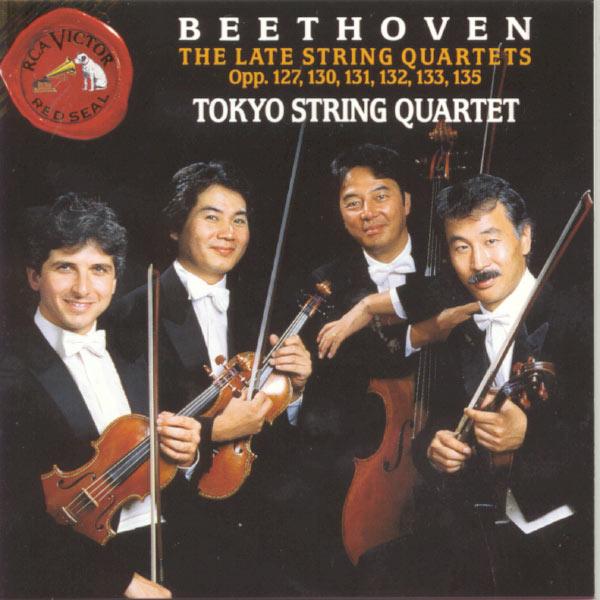 Tokyo String Quartet - Beethoven: The Late String Quartets