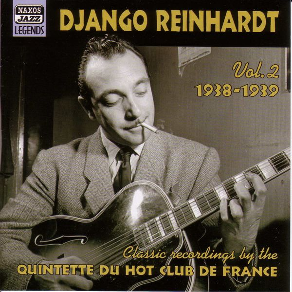 Django Reinhardt - Django Reinhardt (1938-1939) (Reinhardt, Vol. 2)