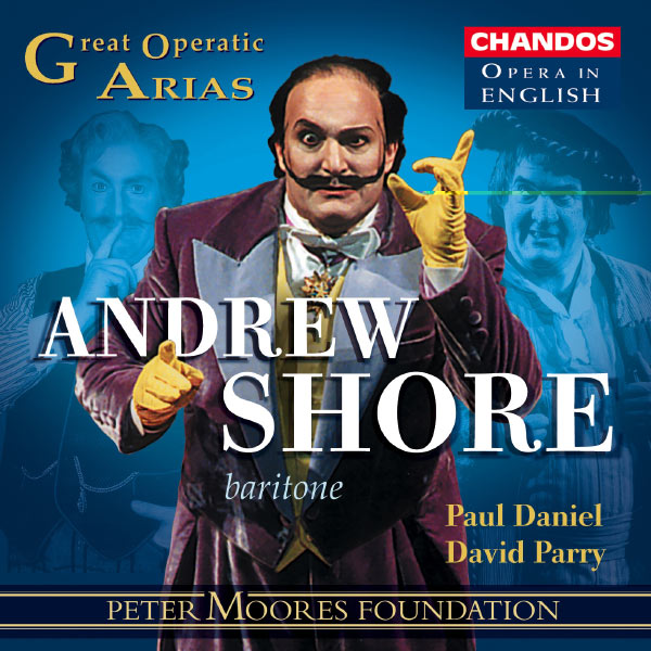Andrew Shore - GREAT OPERATIC ARIAS (Sung in English), VOL. 9 - Andrew Shore