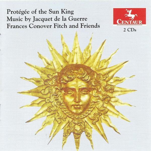 Frances Conover Fitch - Jacquet De La Guerre, E.-C.: Harpsichord Suites Nos. 1, 3 and 5 / Trio Sonata in D Major / Cephale Et Procris / Esther / Le Sommeil D'Ulisse