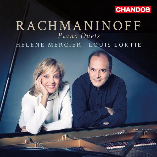 Hélène Mercier - Rachmaninoff : Piano Duets