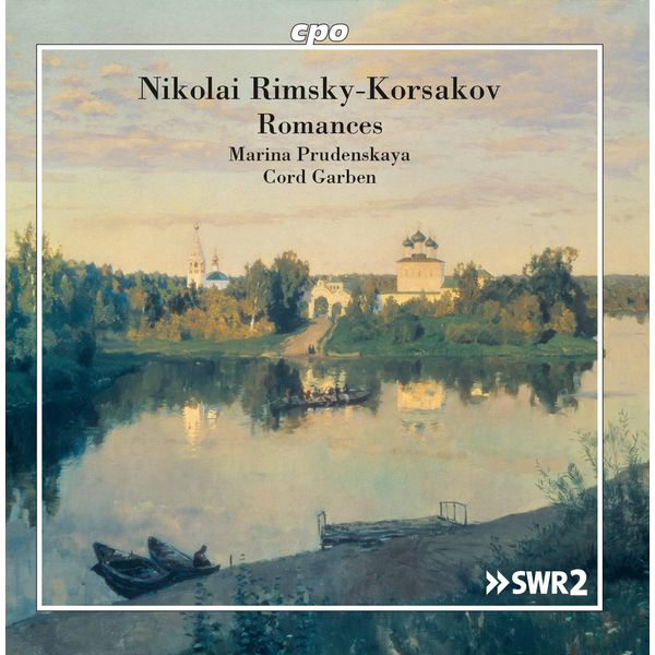 Marina Prudenskaya - Rimsky-Korsakov : Romances