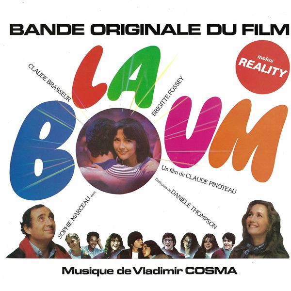 bande originale du film la boum 1980 vladimir cosma t l charger et couter l 39 album. Black Bedroom Furniture Sets. Home Design Ideas