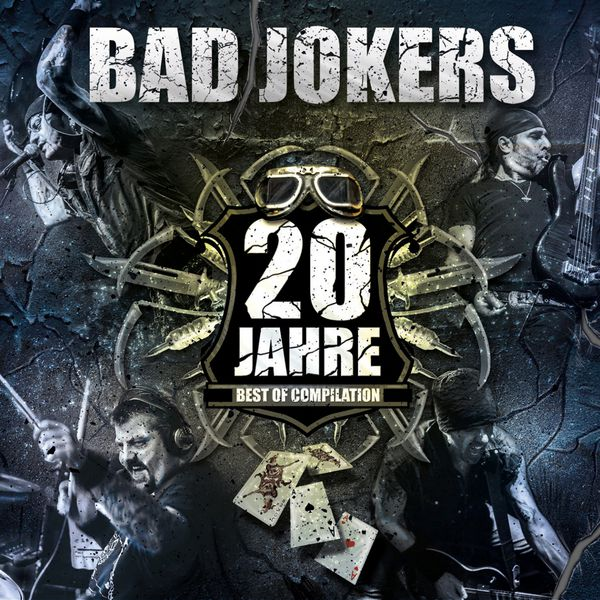 Bad Jokers - 20 Jahre Best Of Compilation
