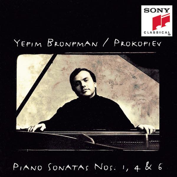 Yefim Bronfman - Prokofiev: Piano Sonatas Nos. 1, 4 & 6