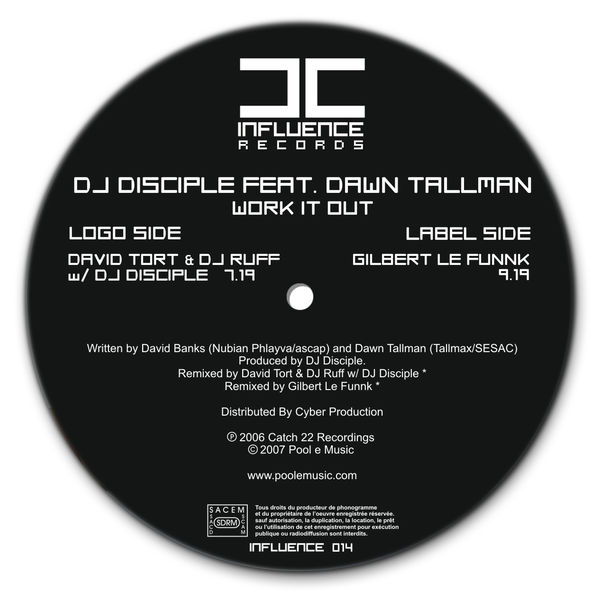 dj disciple feat dawn tallman work it out