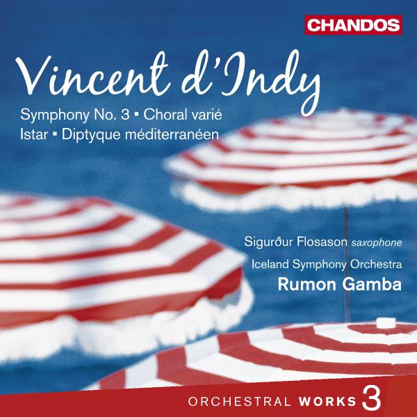 Rumon Gamba - Œuvres orchestrales (Volume 3)