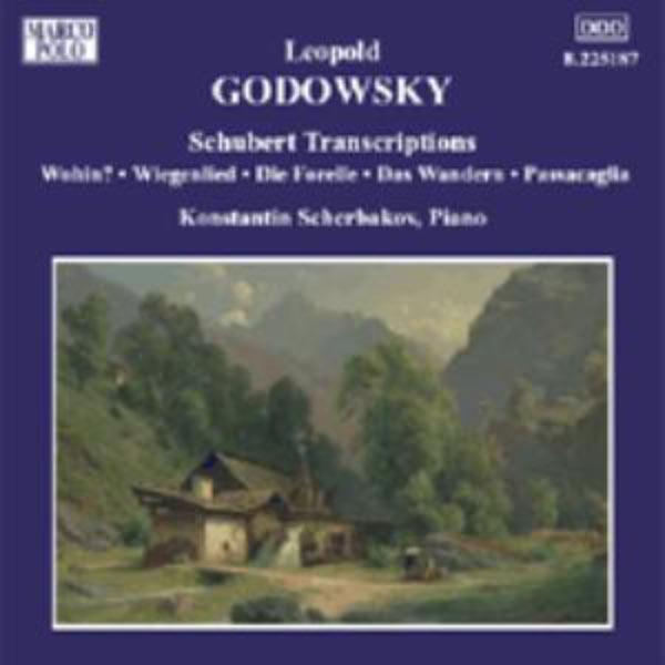 Konstantin Scherbakov - Musique pour piano (Volume 6)