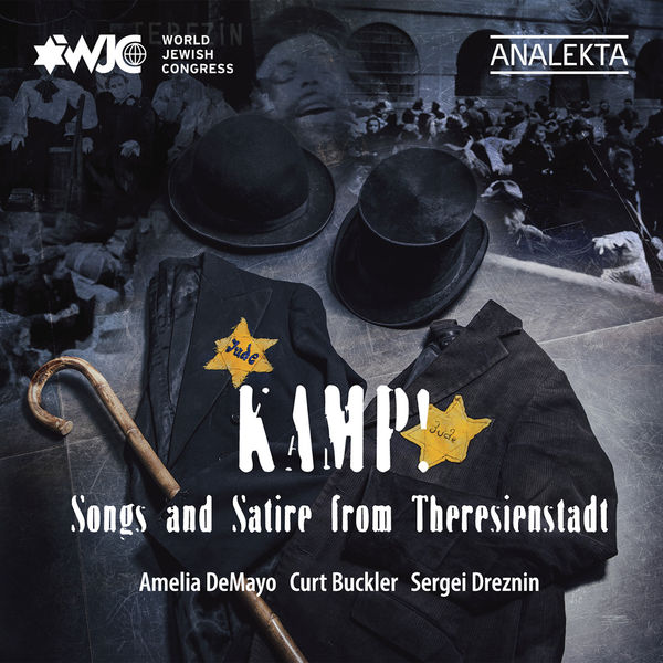 Amelia DeMayo - Kamp! Songs and Satire from Theresienstadt