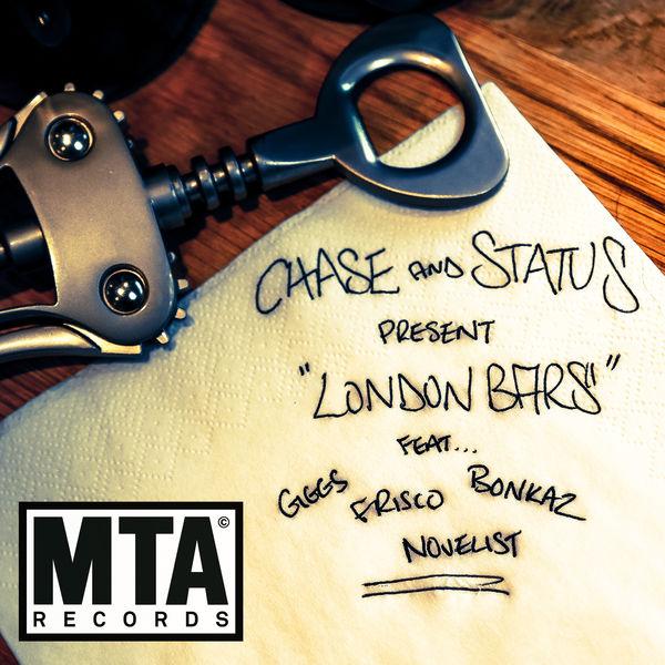 "Chase & Status - Chase & Status Present ""London Bars"""
