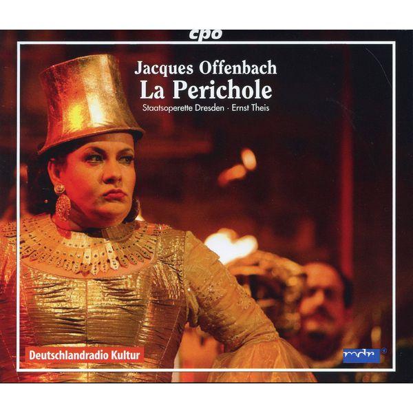 Sabine Brohm|Offenbach: La Périchole (Sung in German)