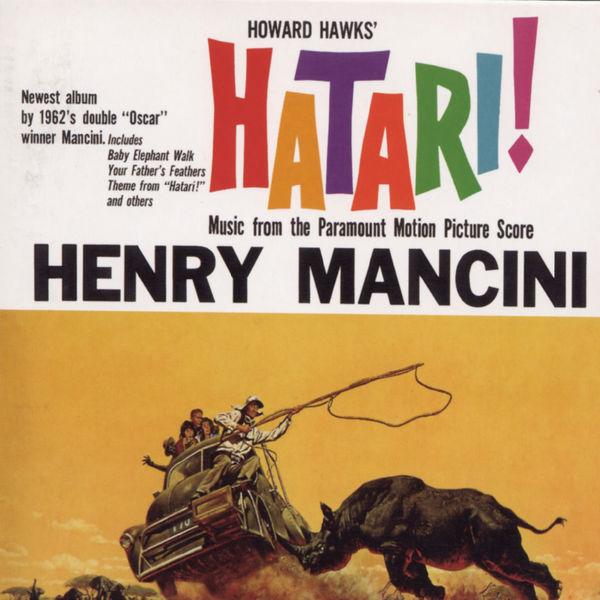 Henry Mancini - Hatari! (bande originale du film d'Howard Hawks, 1962)