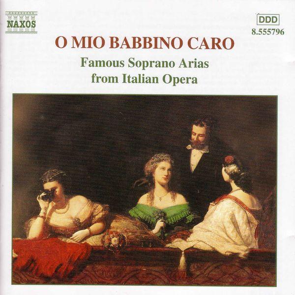 Miriam Gauci - O MIO BABBINO CARO - FAMOUS SOPRANO ARIAS FROM ITALIAN OPERA