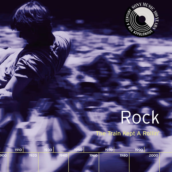 Various Artists - Rock: The Train Kept A Rollin'
