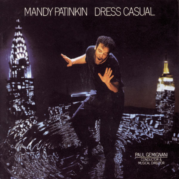Mandy Patinkin - Mandy Patinkin: Dress Casual