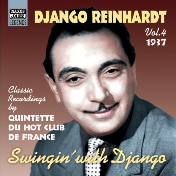 Django Reinhardt - Swingin  with Django (1937) (Reinhardt, Vol. 4)