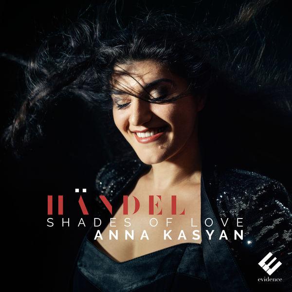 Anna Kasyan - Händel: Shades of Love, Italian Cantatas