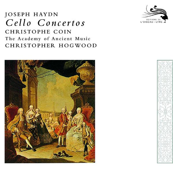 Christophe Coin - Haydn: Cello Concertos