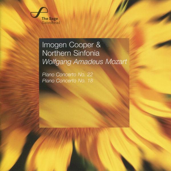 Imogen Cooper - Mozart: Piano Concertos 18 & 22