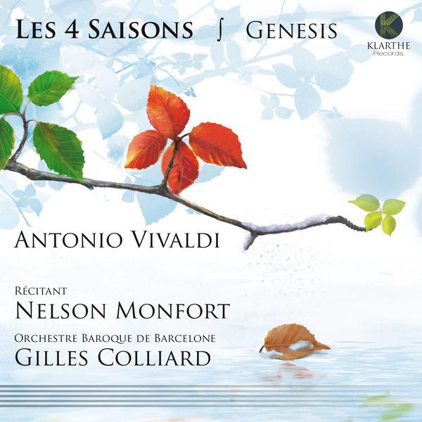 Nelson Monfort - Vivaldi: Les 4 Saisons