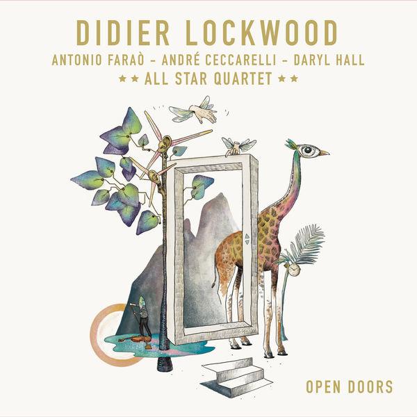 Didier Lockwood - Open Doors
