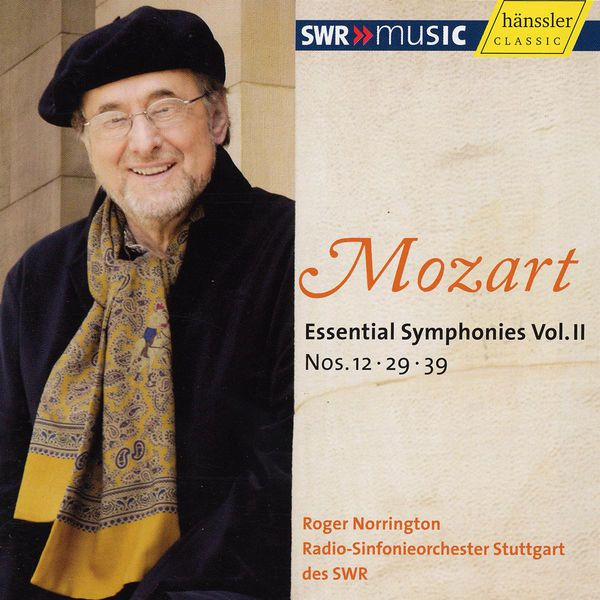 WDR Sinfonieorchester Köln - Mozart : Symphonies n°12, 29 & 39 (Vol. 2)