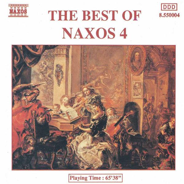 Takako Nishizaki - BEST OF NAXOS 4