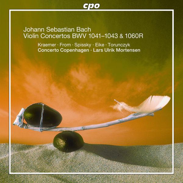 Lars Ulrik Mortensen - Bach: Violin Concertos & Oboe Concerto, BWV1060R