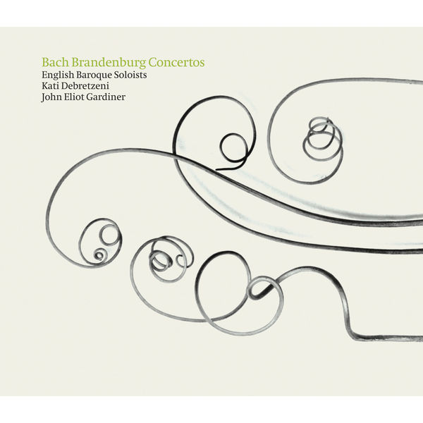 John Eliot Gardiner - Bach : Brandenburg Concertos