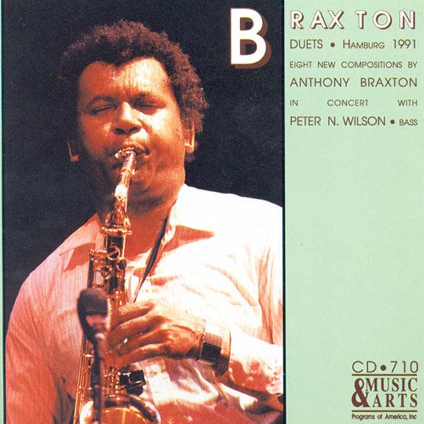 Anthony Braxton - Braxton: Duets, Hamburg 1991