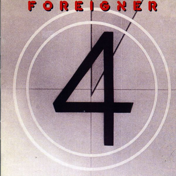 Foreigner - 4 (Version Studio Masters)