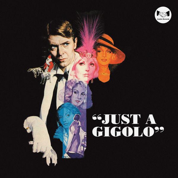 David Bowie, Marlene Deitrich, The Manhatten Transfer, The Pasadena Roof Orchestra - Just a Gigolo