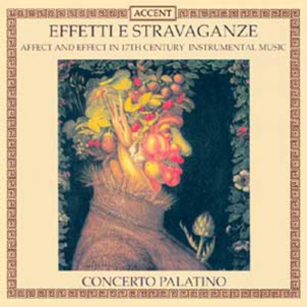 Concerto Palatino - Effets & extravagances dans la musique instrumentale du 17e siècle