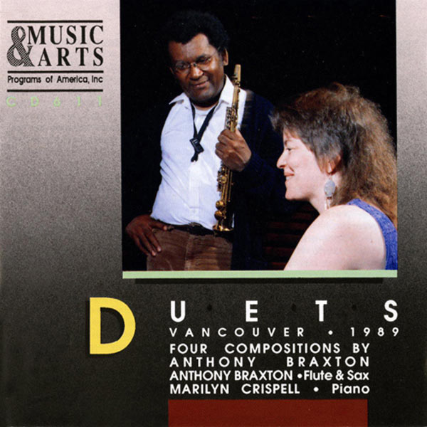 Anthony Braxton - Duets: Vancouver, 1989