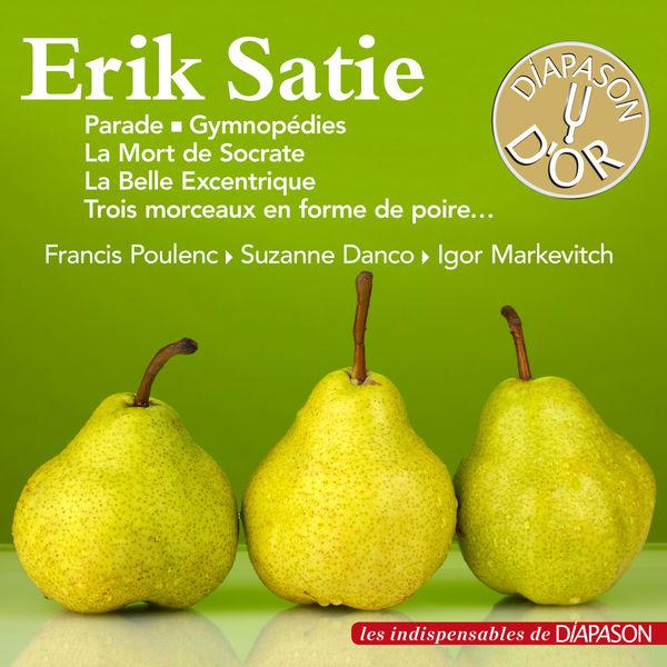 Francis Poulenc - Erik Satie (Enregistrements 1937 à 1959)