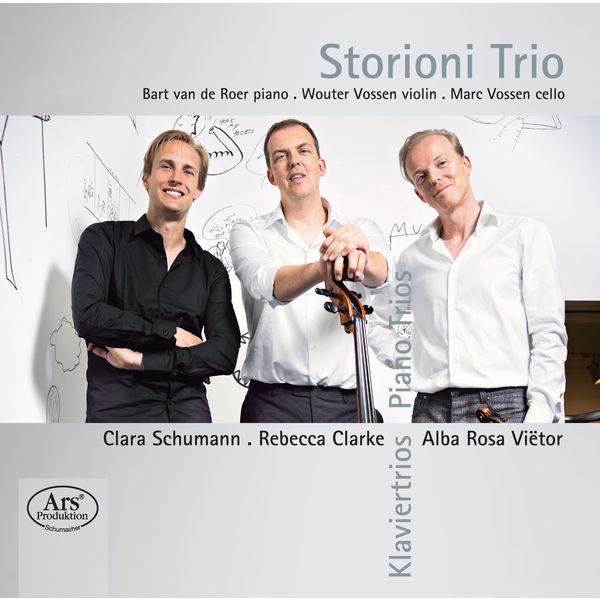 Storioni Trio - Piano Trios
