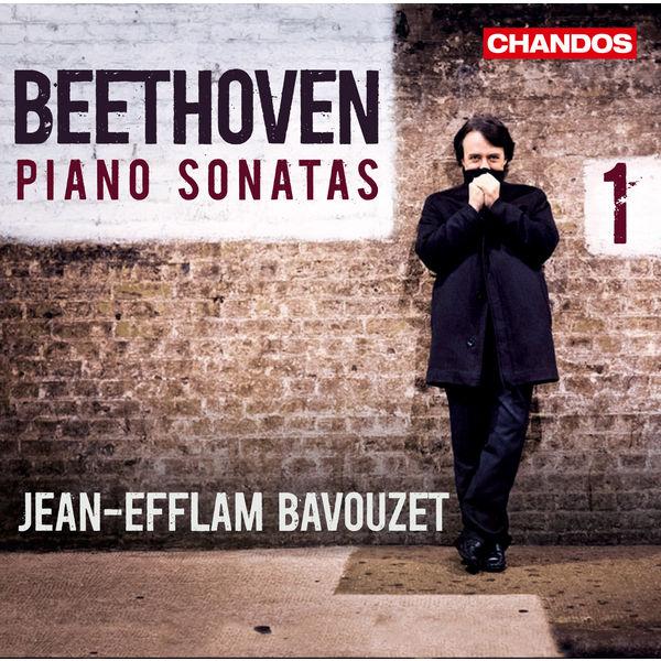 Jean-Efflam Bavouzet - Sonates pour piano (volume 1)