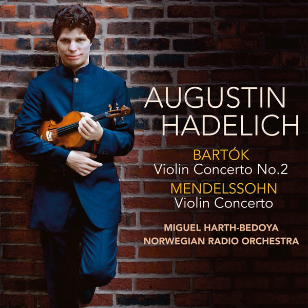 Béla Bartók|Bartók, Mendelssohn: Violin Concertos