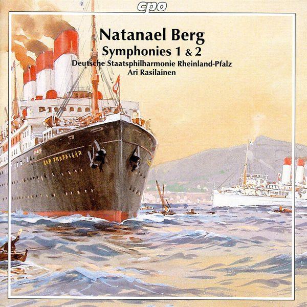 Staatsphilharmonie Rheinland-Pfalz - Berg, N.: Symphonies Nos. 1 and 2