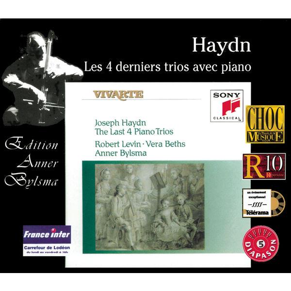 Anner Bylsma - Haydn: The Last 4 Piano Trios