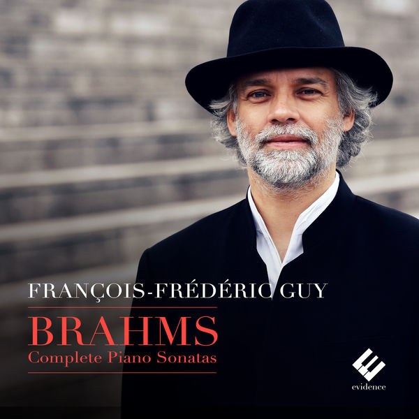 François-Frédéric Guy - Brahms: Complete Piano Sonatas