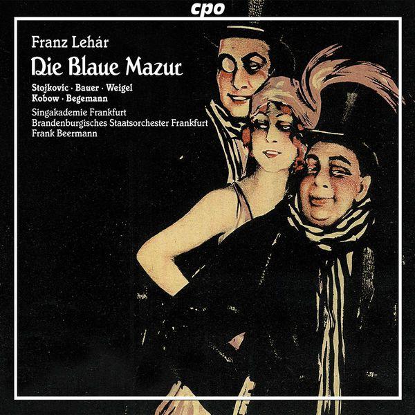 Frank Beermann Lehar, F.: Blaue Mazur (Die) [Operetta] (Beerman)