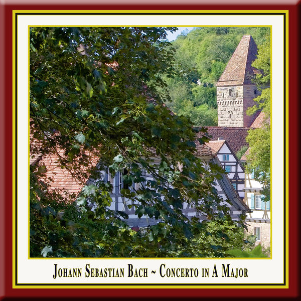 Johann Sebastian Bach - Bach: Oboe D'Amore Concerto in A Major, BWV 1055R
