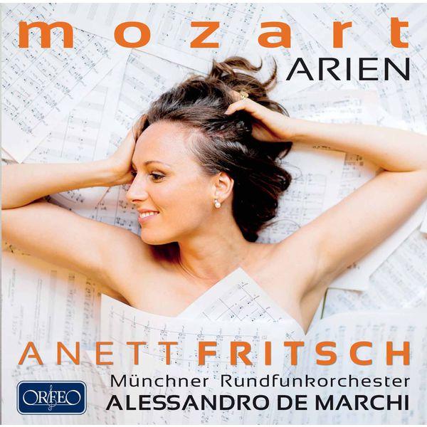 Anett Fritsch - Mozart : Arien