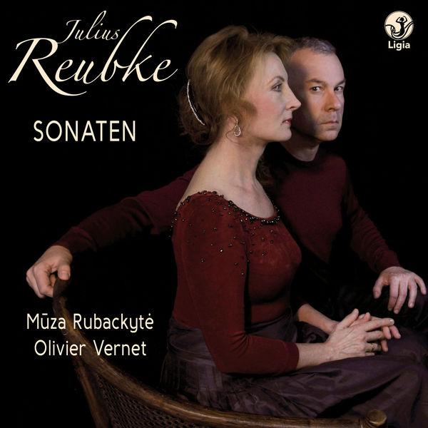 Muza Rubackyté - Reubke: Sonaten