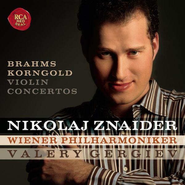 Nikolaj Znaider - Brahms and Korngold Violin Concertos