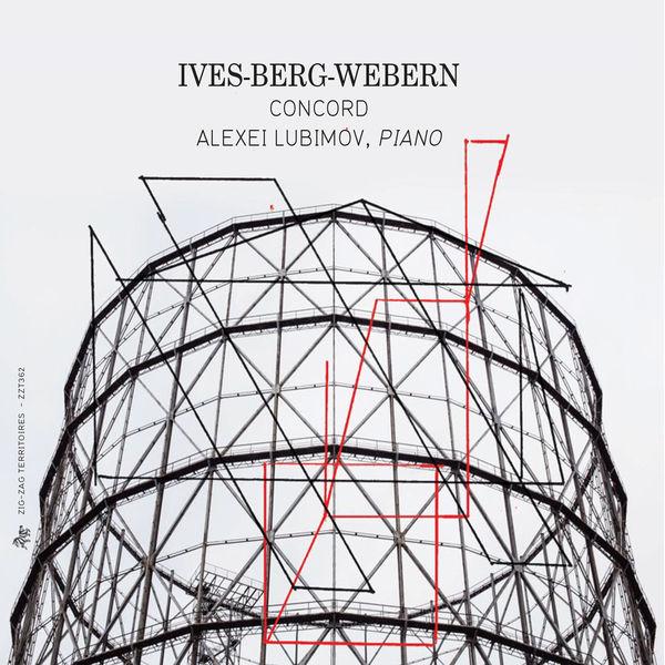 Alexei Lubimov - Ives, Berg & Webern