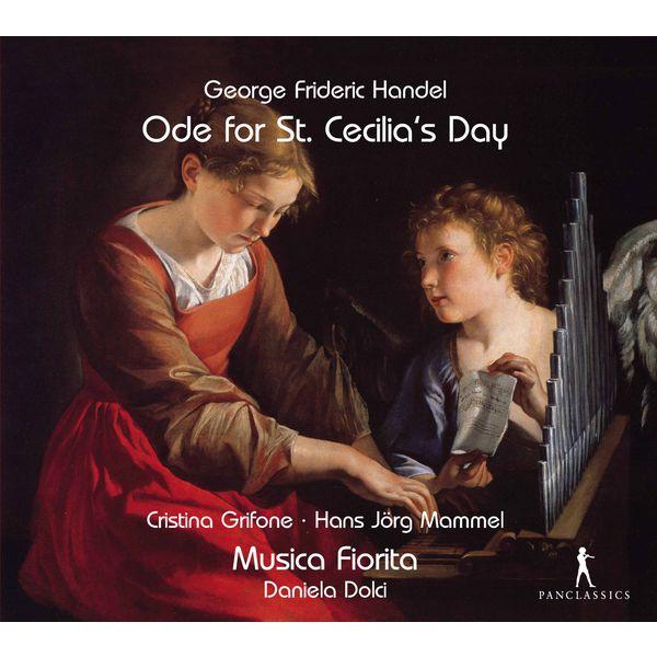 Musica Fiorita - Handel: Ode for St. Cecilia's Day