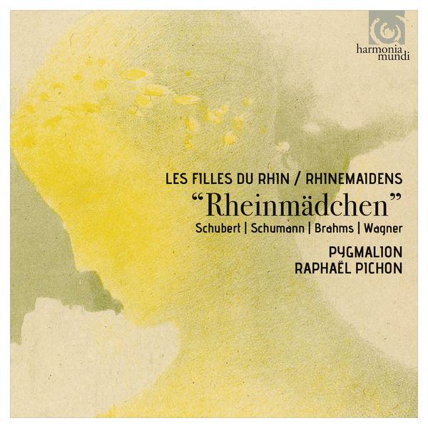 Raphaël Pichon - Rheinmädchen (Schubert, Schumann, Brahms, Wagner)
