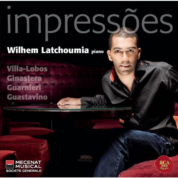 Wilhem Latchoumia - Impressoes
